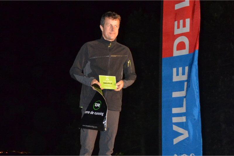 Podium Challenge Terre de Running du Meilleur Tour Masculin
