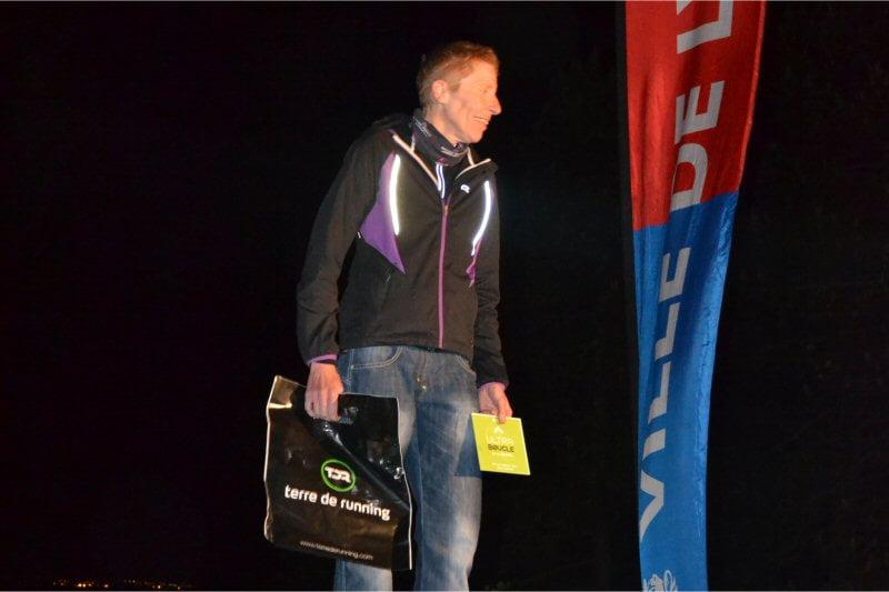 Podium Challenge Terre de Running du Meilleur Tour Féminin