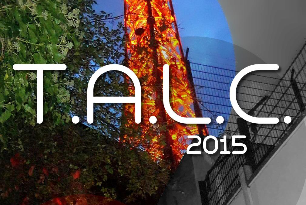 En 2015 je TALC, et toi ?