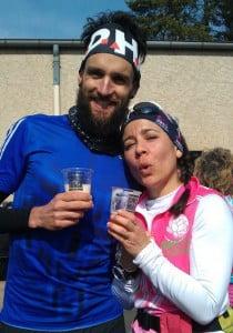 Patricia Bonhomme et Yoann Stuck