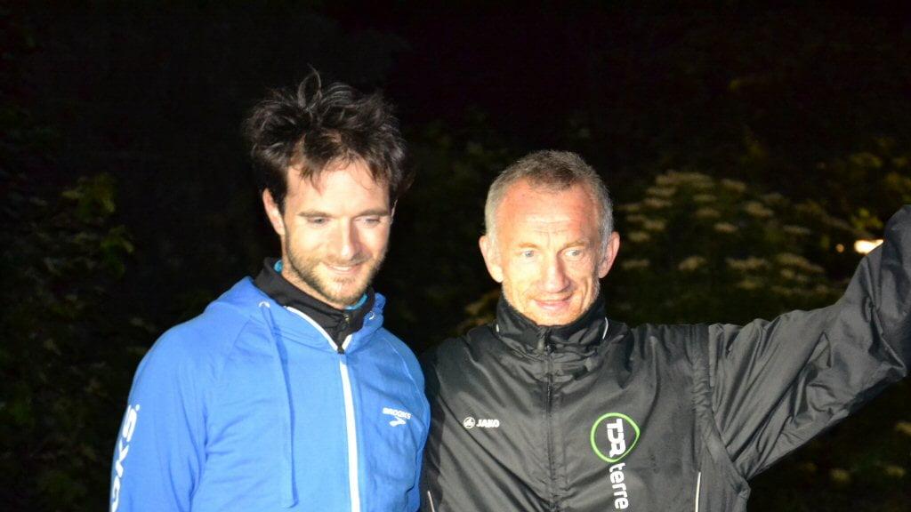 Podium Challenge Terre de Running du Meilleur Tour Relais 2