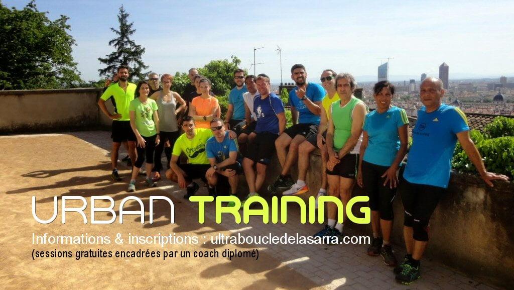 Urban Training 2016