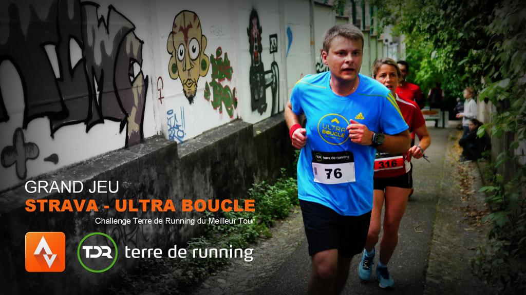 Challenge STRAVA – ULTRA BOUCLE