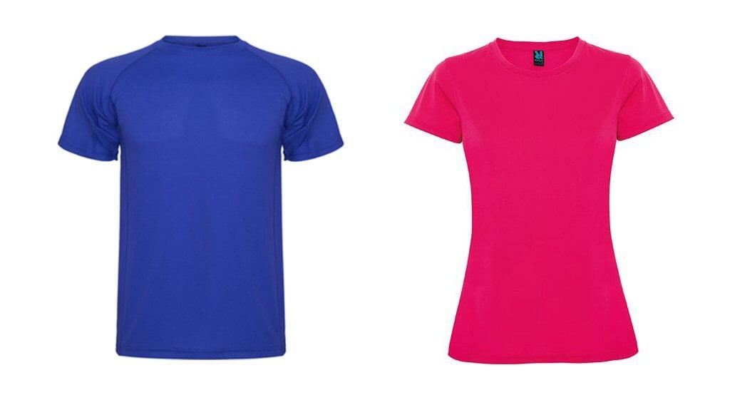 T-Shirts 2017, vous avez choisi les couleurs !