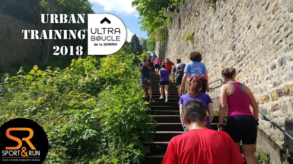 Urban Training 2018