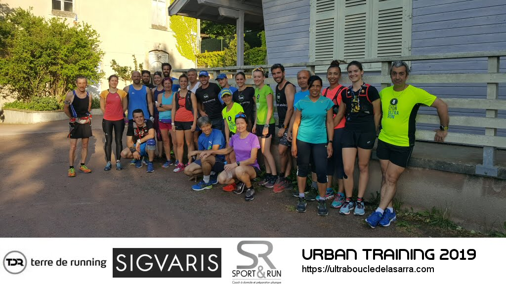 Urban Training 2019